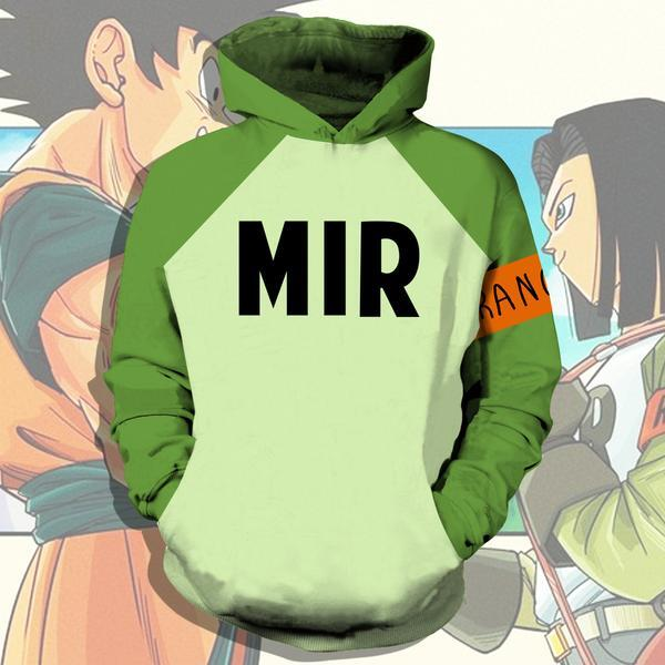 Android 17 MIR Ranger Hoodie & T-Shirt