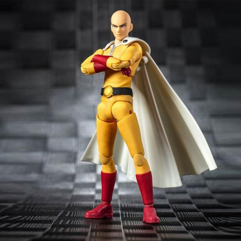 Saitama | Model Figure | One Punch Man - Omnime