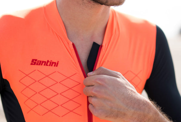 Rider Sizing and Fit for Santini 2019 Cycling Apparel