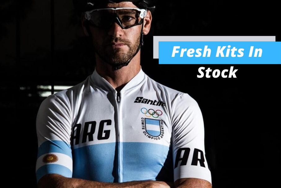 Stay Stoked this Summer with Fresh Premium Cycling Apparel