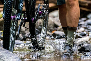 All-Weather Cycling Gear Guide: Waterproof Winter Socks