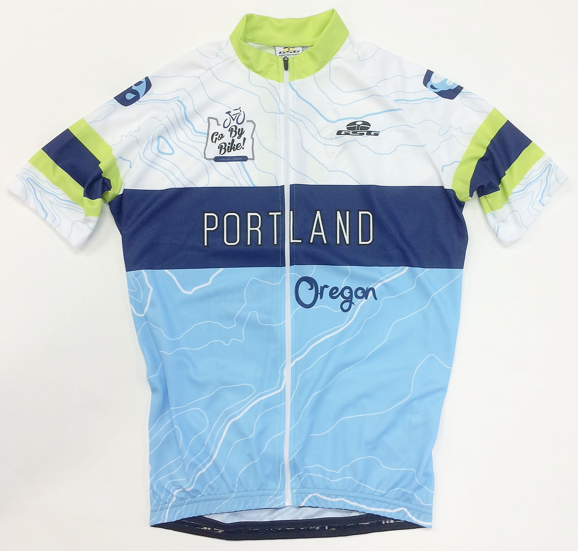 Men s Short Sleeve Jersey – Tagged