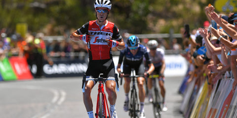 Richie Porte 2019 win on Willunga Hill in the tour down under