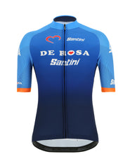 2019 Santini De Rosa Professional Cycling Team Jersey by Santini