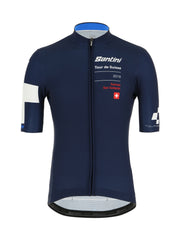 2019 Tour de Suisse Tremola Cycling Jersey by Santini