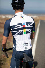 Union Jack Cycling Jersey 2019 UCI Road Cycling World Championships Yorkshire by Santini
