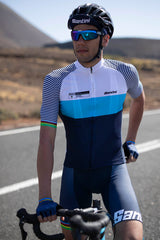 Legacy Cycling Jersey 2019 UCI Road Cycling World Championships Yorkshire by Santini