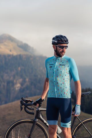 2019 Richie Porte Special Edition Cycling Kit by Santini