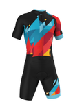 Professional 'SUMMIT' Road Suit (skinsuit) Made in Italy by GSG
