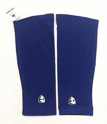 Urri Cycling Knee Warmers in Dark Blue