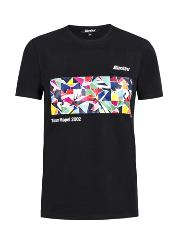 Men's Mapei Art Series T-Shirt Made in Italy by Santini