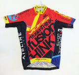 Team Fusion Think:  CYCLING JERSEY Made in Italy by GSG