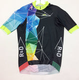 Spider Web Professional CYCLING SHORT SLEEVE JERSEY Made in Italy by GSG