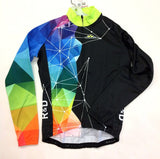 Spider Design Winter CYCLING LONG SLEEVE JERSEY -  Made in Italy by GSG