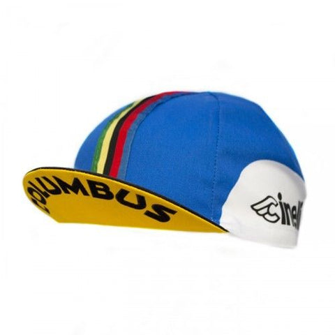 Cinelli Cap Collection:  Bassano 85 Cycling Cap