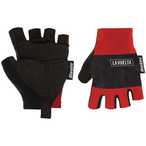 2020 la vuelta angliru cycling glove by Santini