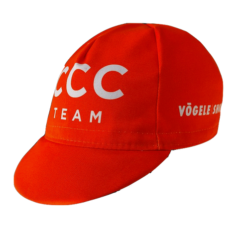 2019 CCC -Sprandi Pro Team Cycling Cap
