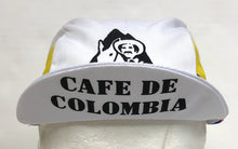 Cafe de Colombia Vintage Professional Team Cycling Cap