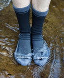 Lightweight Waterproof Crosspoint Classic Socks Black Showers Pass
