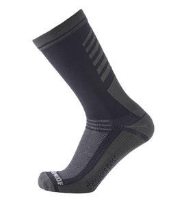 2019/20 Lightweight Waterproof Crosspoint Classic Socks Grey Showers Pass