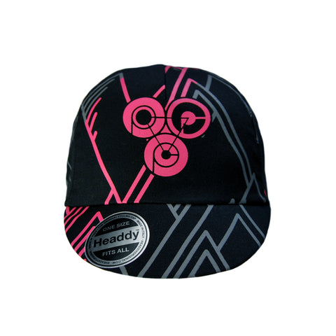 Pedal Consumption X Headdy Cycling Cap
