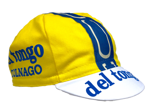 Del Tongo Colnago Vintage Professional Cycling Team Cap