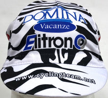 Domina Vacanza Vintage Professional Cycling Team Cap