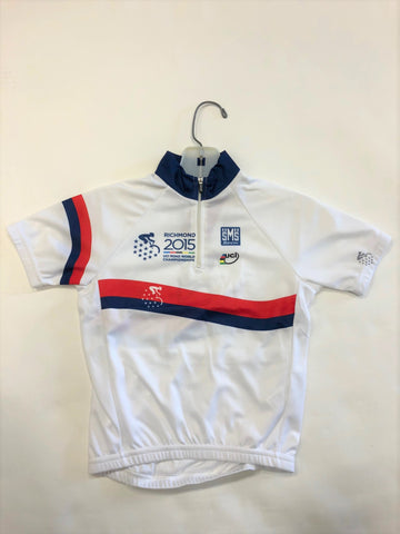 Richmond 2015 UCI Road World Champs Commemorative kids Jersey by Santini