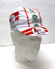 Alfa Lum Colnago Cycling Cap - Made in Italy by Apis