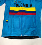 2020 Colombian Federation Performance Men's Short Sleeve Cycling Jersey