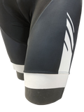 Men's Champion Road Cycling Skinsuit in Black & White by GSG | Cento Cycling