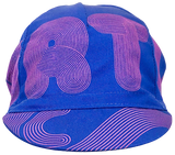 Cento x Raymi Damo Portland Wrap Purple Cycling Cap