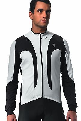 ETXEONDO Compact CYCLING JACKET Windstopper WHITE