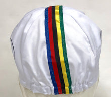 Molteni Vintage Professional Cycling Team Cap in White