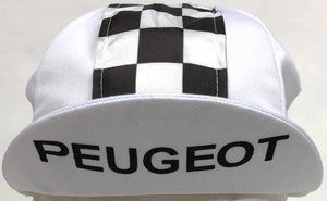 Peugeot Vintage Professional Cycling Team Cap