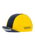 2020 La Vuelta Tourmalet Cap by Santini | Cento Cycling