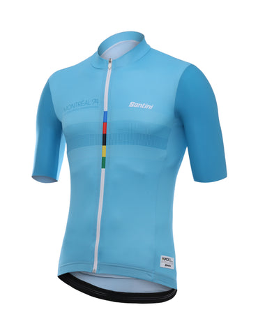 2018 UCI LE CANNIBALE Short Sleeve Cycling Jersey by Santini
