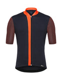 2019 Men's Origine Cycling Jersey by Santini Orange