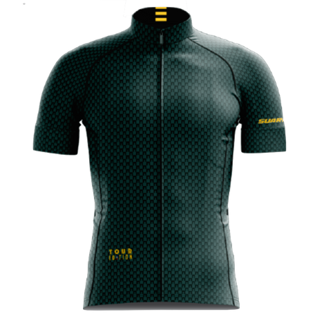 Champs-Élysées Tour De France Commemorative Cycling Jersey by Suarez