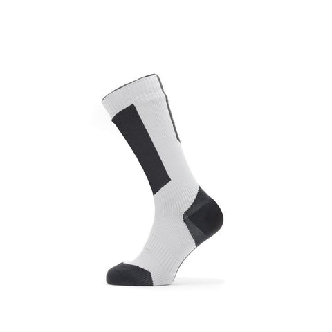 Waterproof Cold Weather Sock with Hydrostop by Sealskinz | Cento Cycling