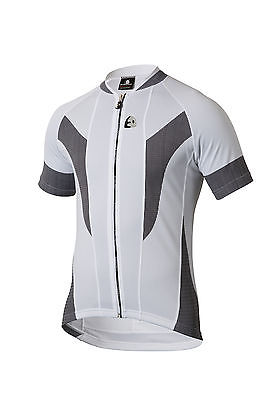 Larun Summer Cycling Jersey - in White by EtxeOndo. Bike Jersey. cabb819a5