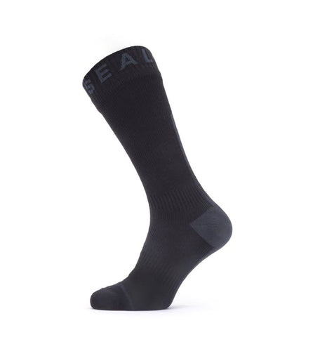 Waterproof All Weather Mid Length Sock with Hydrostop Sealskinz