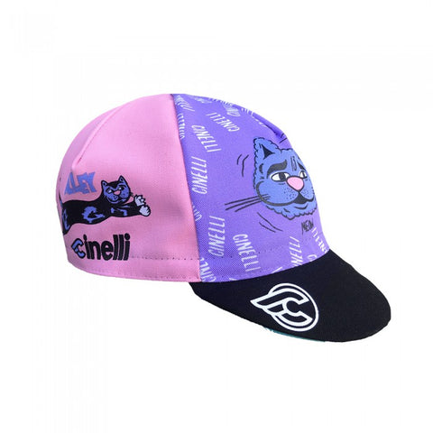 Stevie Gee 'Alley Cat' Cinelli Cycling Cap