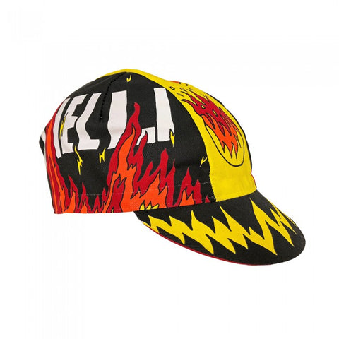 Ana Benaroya 'Fire' Cinelli Cycling Cap