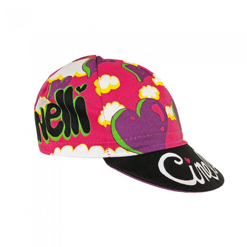 Ana Benaroya 'Heart' Cinelli Cycling Cap