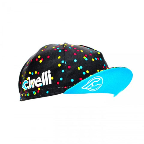 Cinelli Cap Collection: Caleido Dots CYCLING CAP