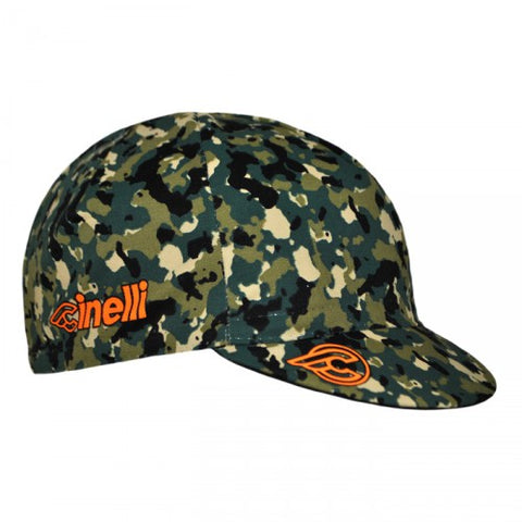 Cinelli Cap Collection: Cork CAMO Cycling Cap