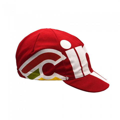 Nemo Tig Cycling Cap in Red by Cinelli