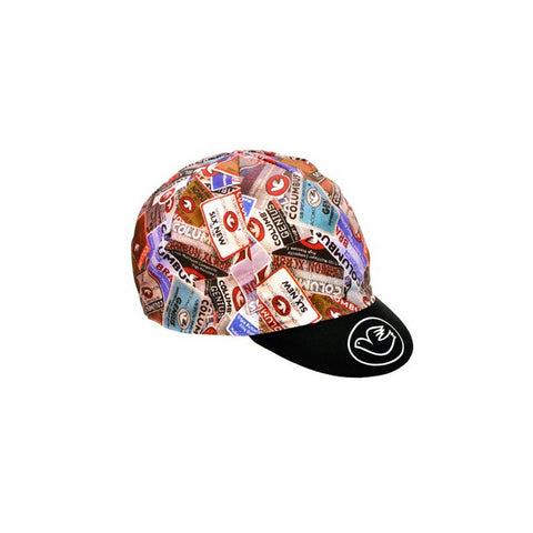Cinelli Cap Collection: Columbus Multitag Cycling Cap