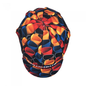 Esteban Diacono 'Dispersion' Cinelli Cycling Cap | Cento Cycling